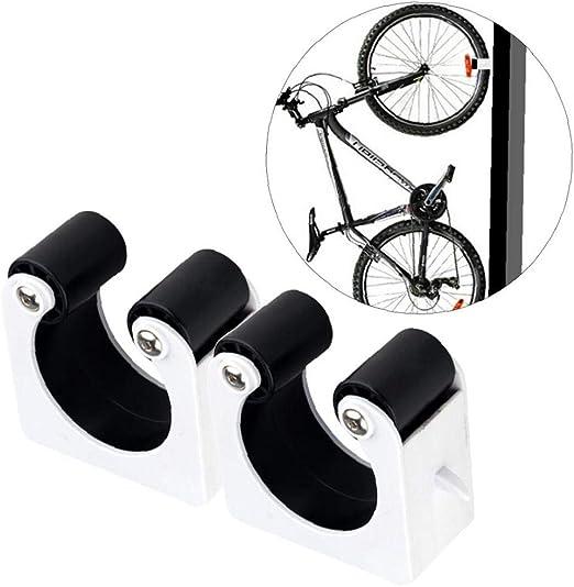 Aparcamiento Para Bicicletas Hebilla Bicicleta Cubierta Aparcamiento Para Bicicletas Soporte De Pared Gancho Bicicleta Bici Del Camino De Herramientas De Estacionamiento Para 2pcs Ahorro De Espacio De: Amazon.es: Hogar