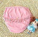 JIEYA Baby Girls Cotton Underwear with Bow-Knot