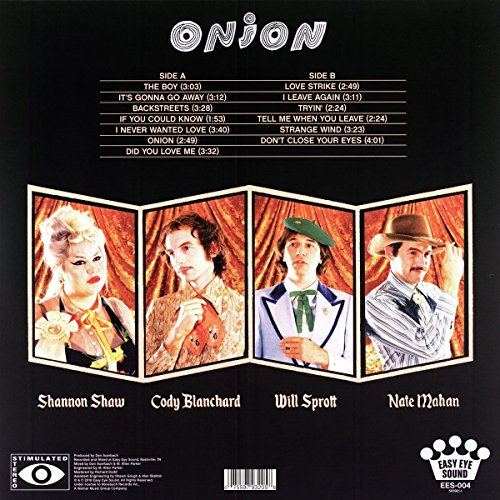 Review Onion (Vinyl)