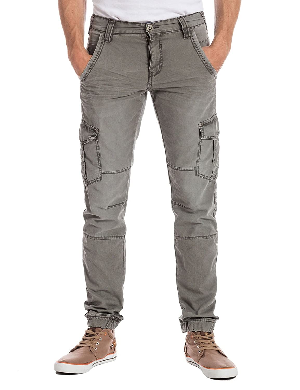 Timezone Herren Relaxed Hose HunterTZ cargo pants