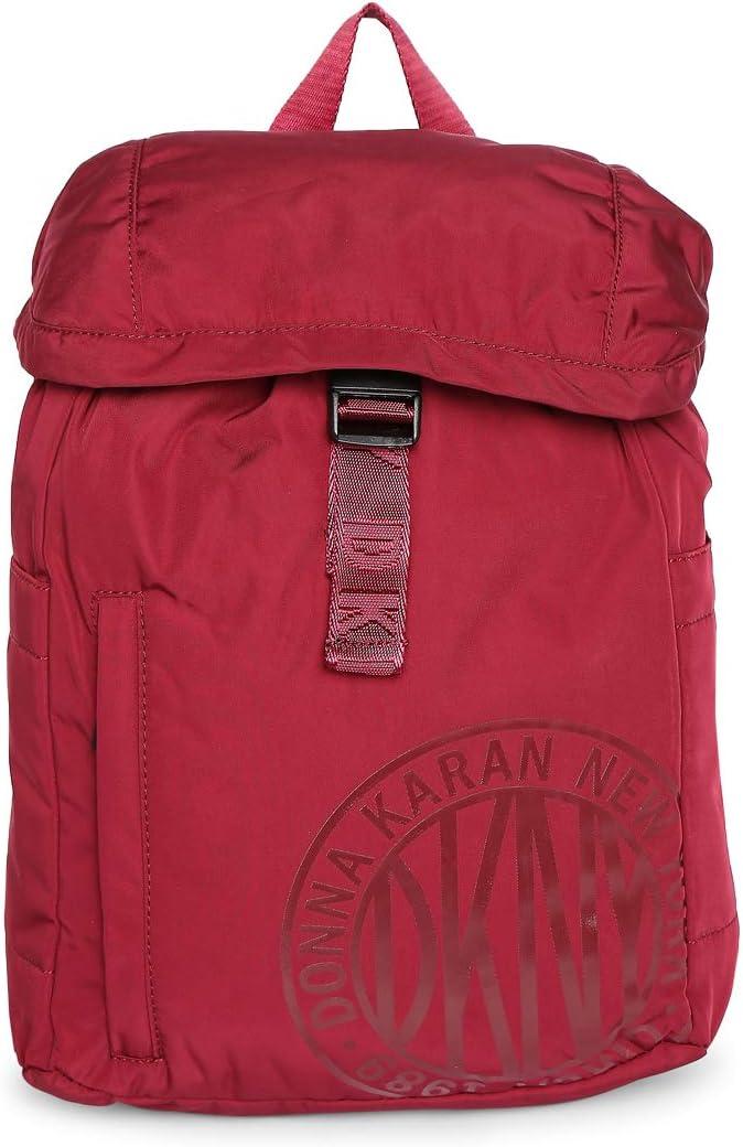 DKNY Urban Sport Backpack, Burgundy Flap, One Size