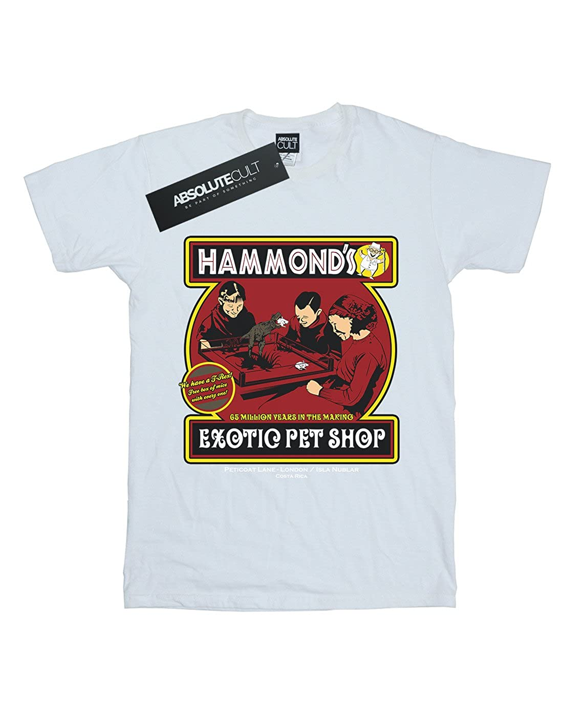 Alex Chenery Mujer Hammonds Pet Shop Camiseta del Novio Fit: Amazon.es: Ropa y accesorios