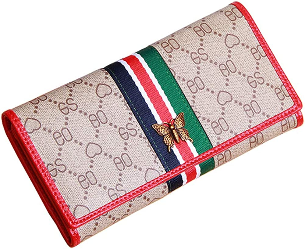 Women Trifold Wallet Canvas...