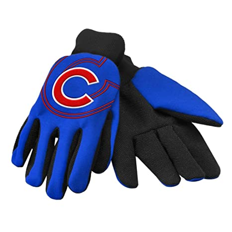 65e6d770575 Amazon.com: Chicago Cubs Official MLB Sport Utility Work Gloves by ...