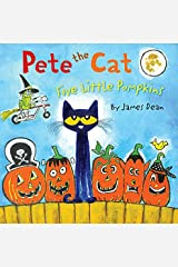 Pete the Cat: Five Little Pumpkins Hardcover