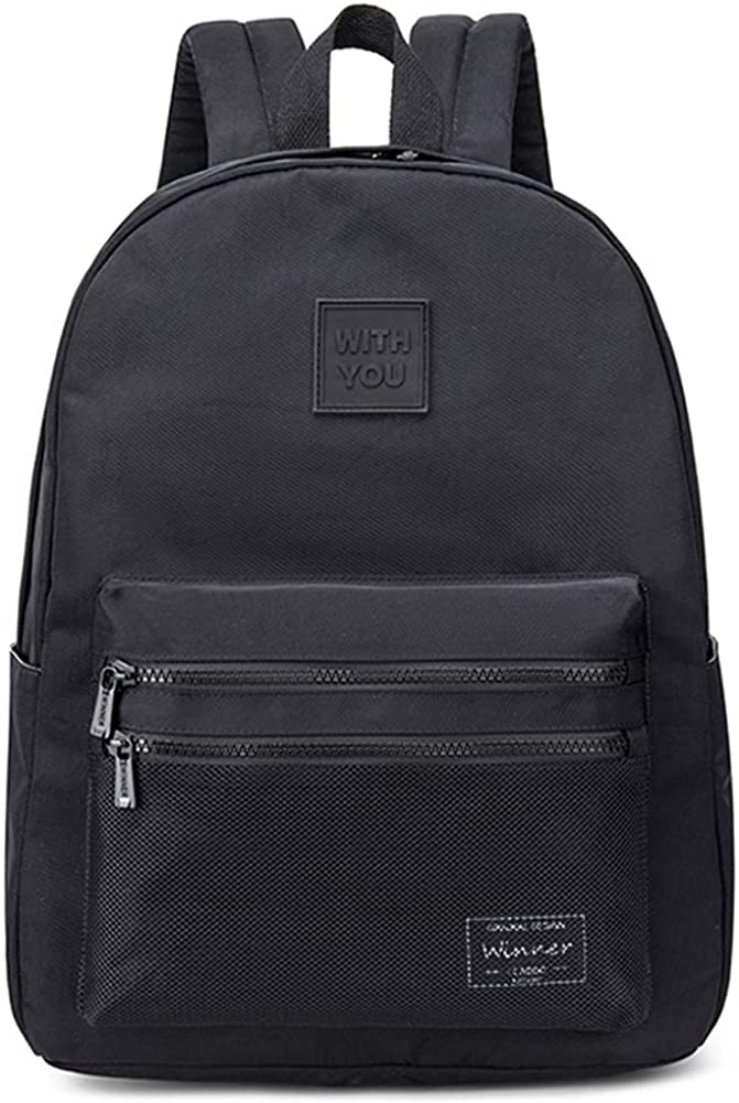 Choco Mocha Unisex Classic Lightweight Water-Resistant Casual Daypack