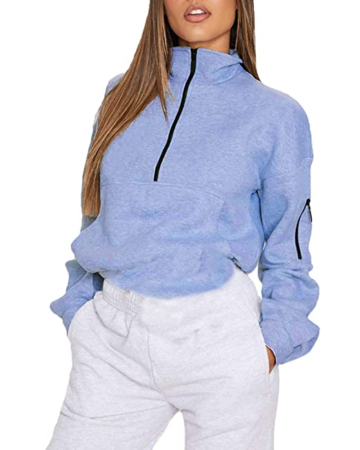 3e17772ac Mujer Pullover Elegantes Manga Larga Camisas Primavera Vintage ...