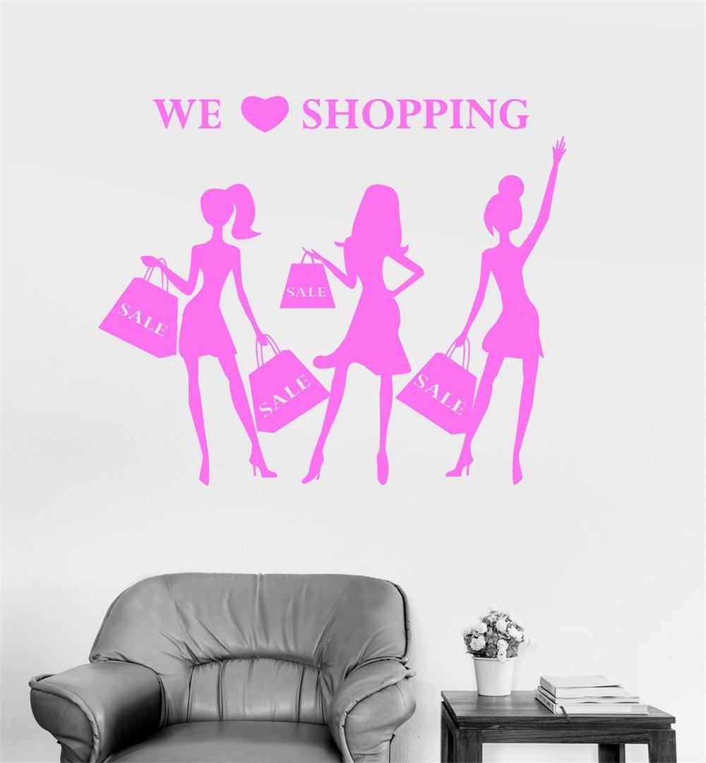 pegatinas de pared tortugas ninja Shopping Girls We shopping ...