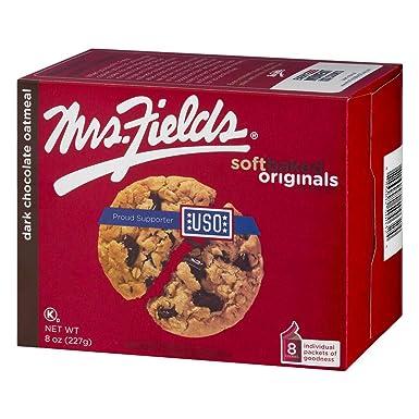 Mrs. Fields galletas suaves horneadas originales, 8 onzas ...