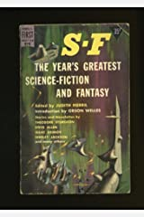 S-F: The Year's Greatest Science-Fiction and Fantasy Mass Market Paperback