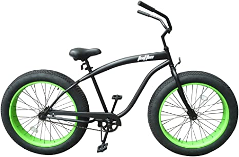 Fattie Beachcruiser Chopper Custom Bike Showbike - Bicicleta ...