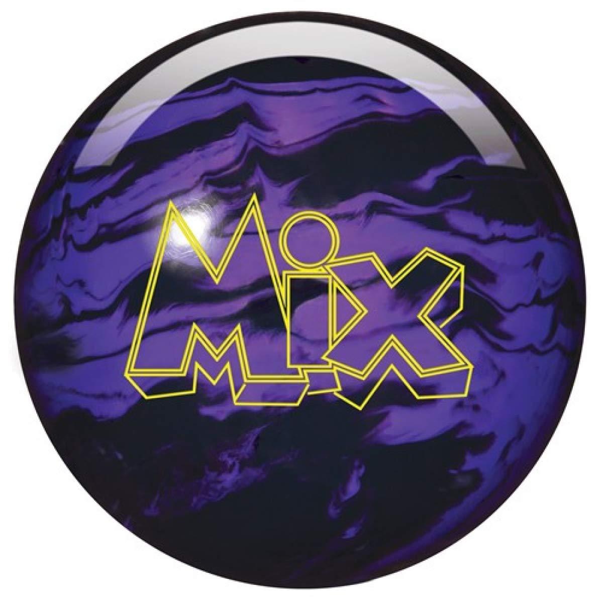 Storm Mix Bowling Ball Polyester Bowlingkugel fü r Einteiger und Profis in verschieden Farben und Gewichten
