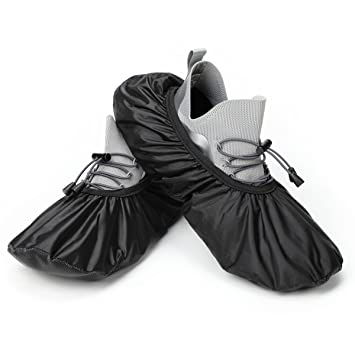 52f283cef51 Image Unavailable. Image not available for. Color  NKTM Reusable Shoe Covers