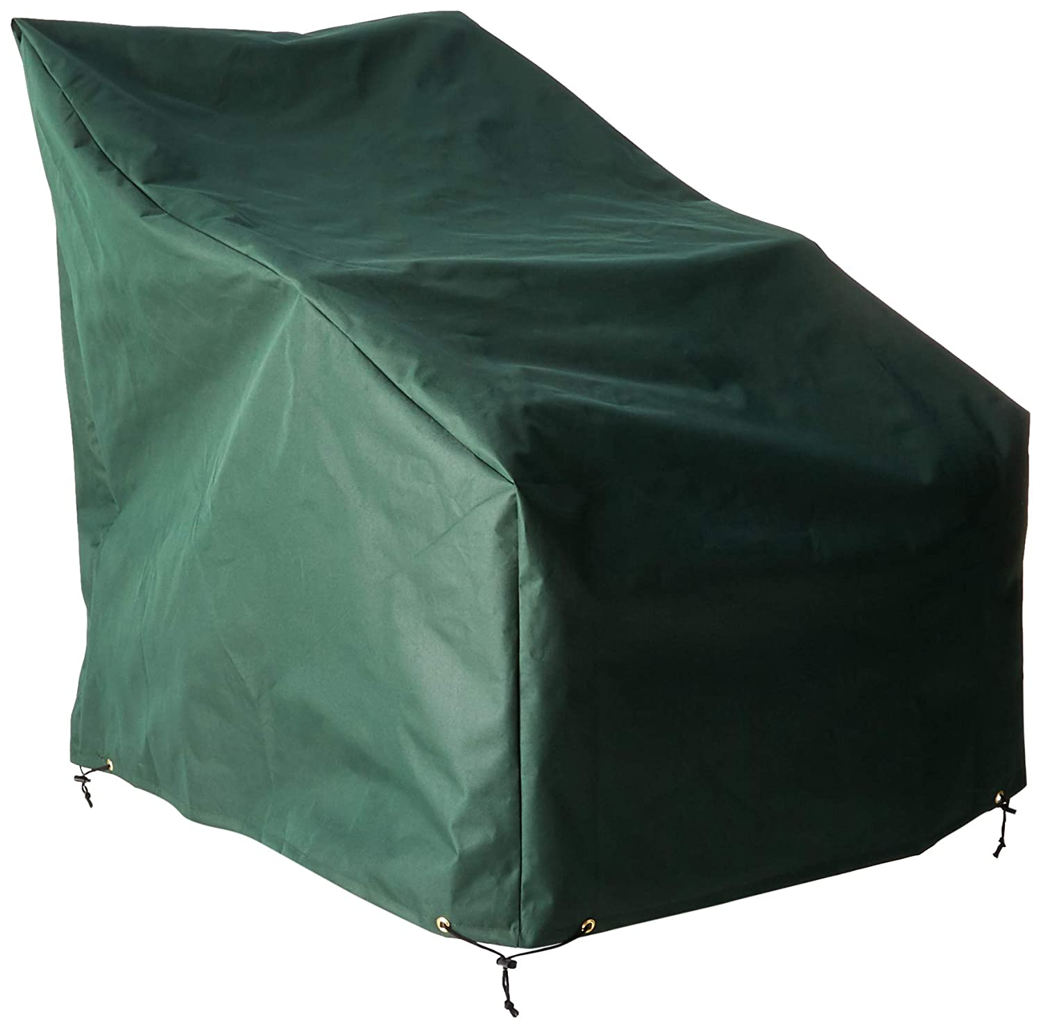 Bosmere Adirondack Cover 33 Wide x 41-1 2 Deep x 43 High at Back, Green