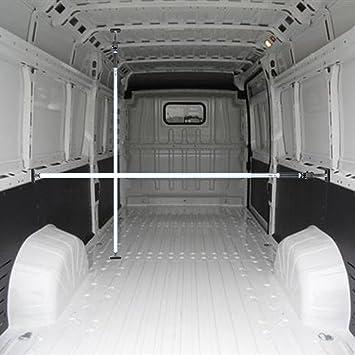 ALLEGRA Ladungssicherung Und Transportsicherung Fur PKW LKW Anhanger Transporter Klemmstange Spannstange Die Tur