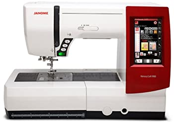 Janome Horizon Memory Craft 9900 Sewing and Embroidery Machine
