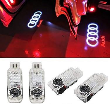 Car Door Lights Logo Welcome Projector Light Symbol Laser Ghost Shadow Courtesy Lighting Lamp