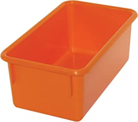 Orange Pack of 6 Romanoff Products ROM25909BN Small Utility Caddy