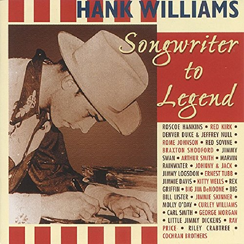 VA-Hank Williams Songwriter To Legend-CD-FLAC-1998-FLACME Download