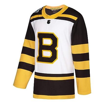 226f2158 Amazon.com : adidas Boston Bruins 2019 NHL Winter Classic Authentic ...