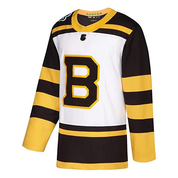 uk availability 602ba e65b0 Boston Bruins 2019 NHL Winter Classic Authentic Jersey