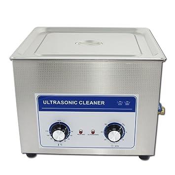 15L profesional limpiador ultrasónico máquina con ...