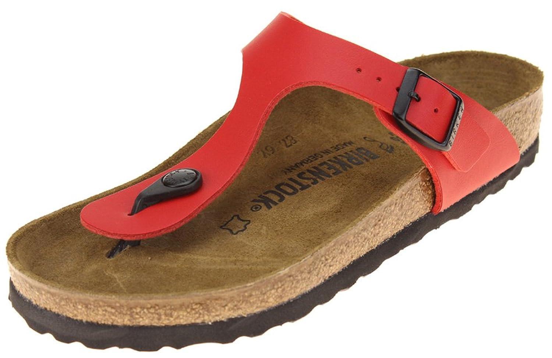 low cost Birkenstock 'Gizeh' Birko Flor Women's Slide Sandal