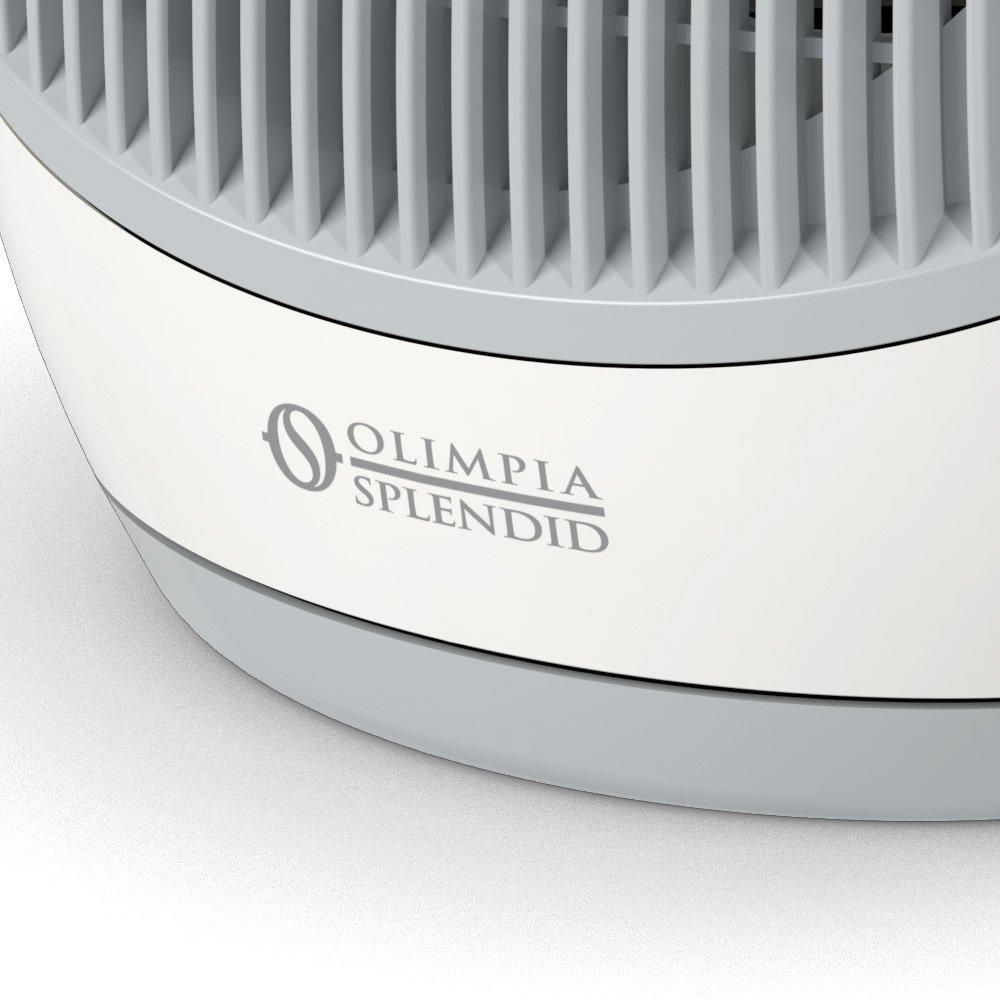 Olimpia Splendid 99452 Calefactor, 2400 W, 230 V, Negro: Amazon.es: Bricolaje y herramientas