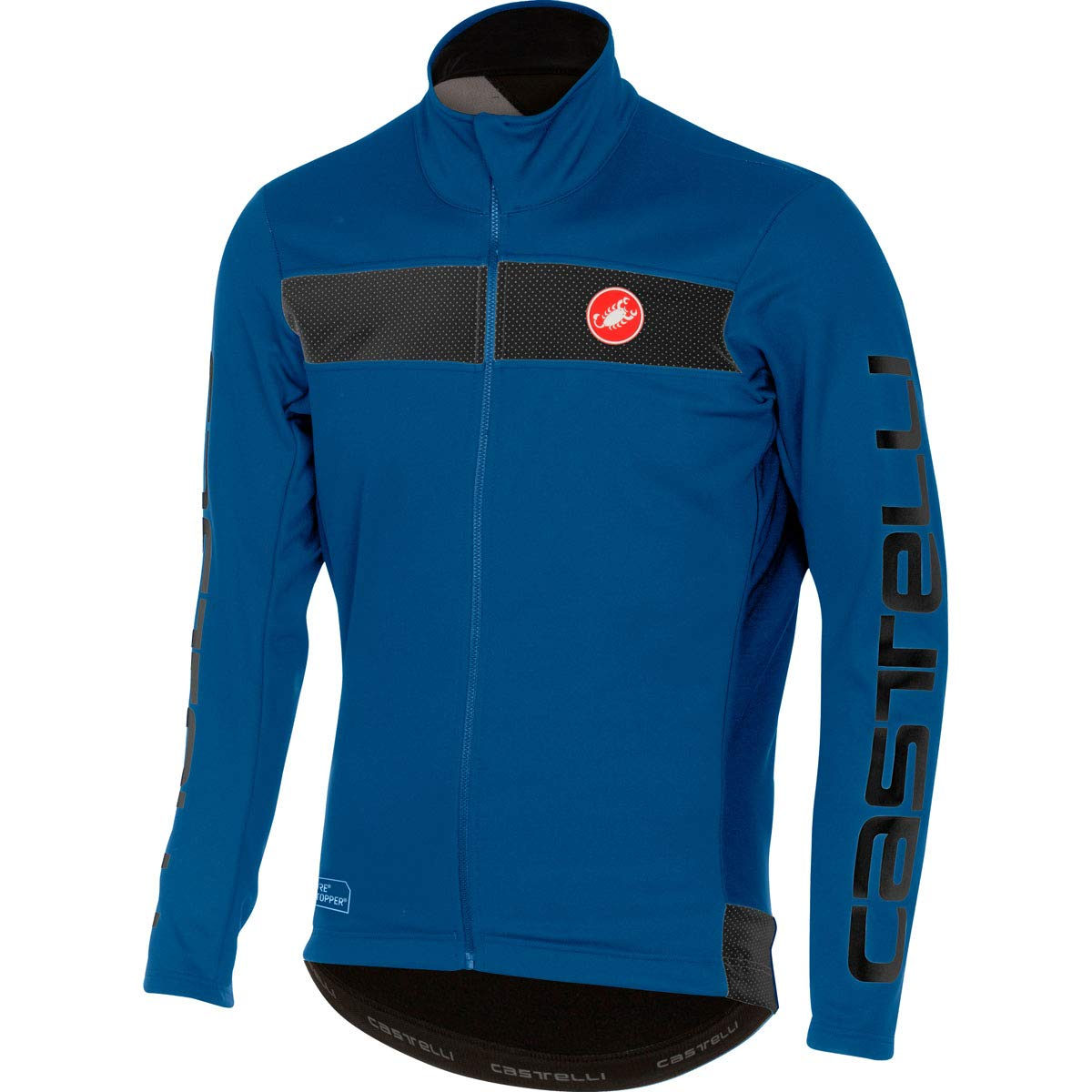 Amazon.com : Castelli Raddoppia Jacket - Mens : Clothing