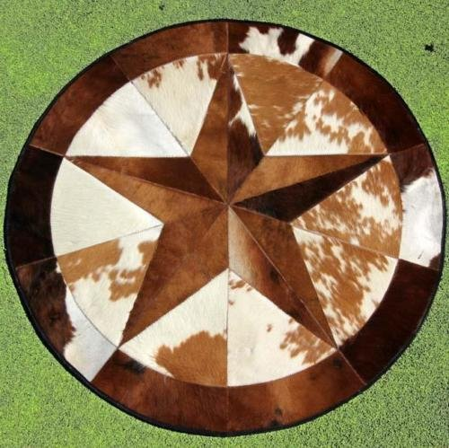 High Quality Cowhide Rug Leather Cow Hid - Round Cowhide Rugs Shopping Results