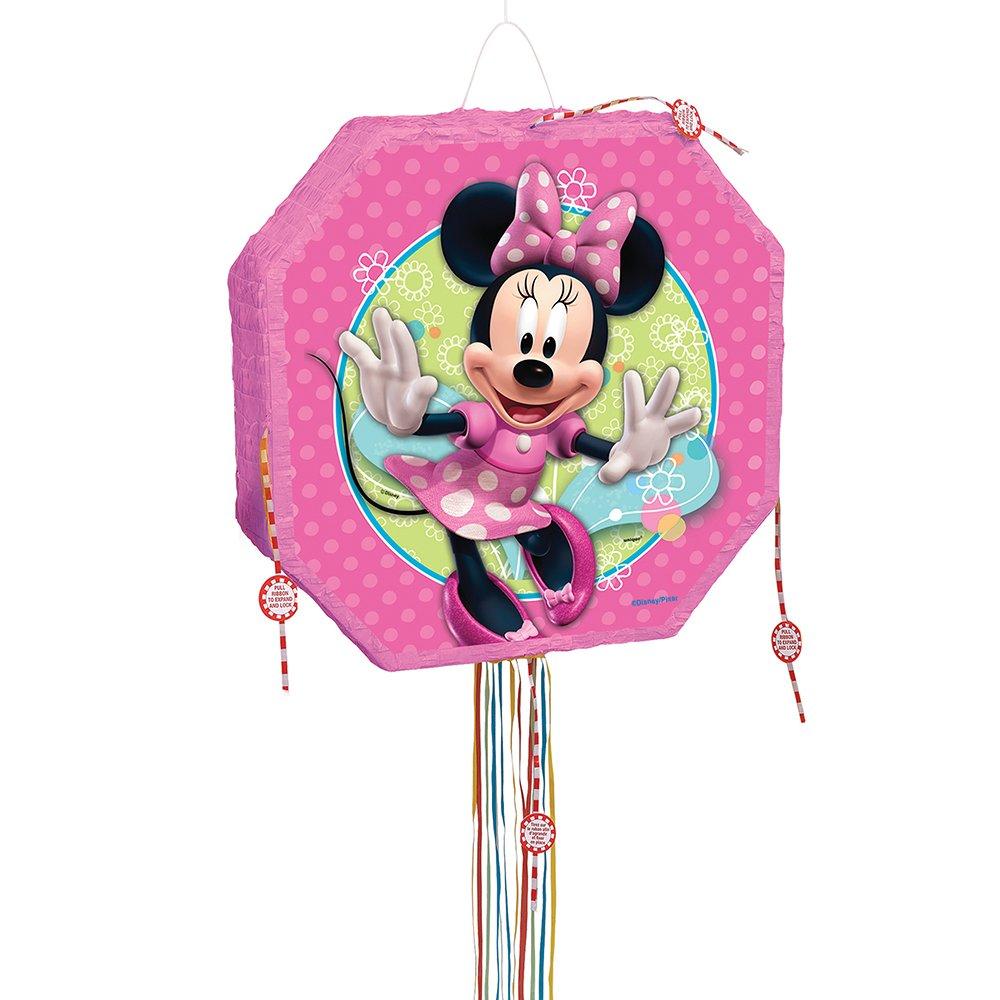 Disney Minnie Mouse Popout Piñata 43.2cm: Amazon.es ...