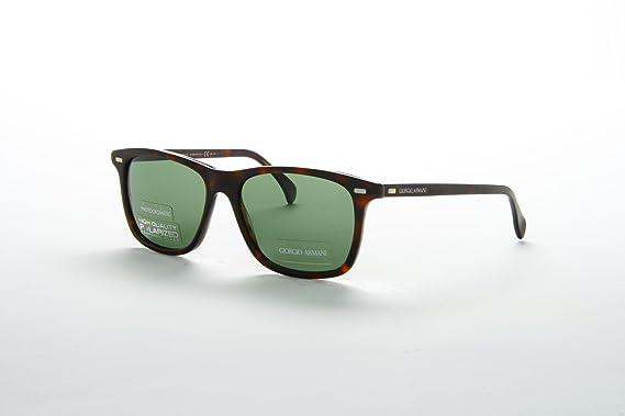 b4467f41b0b5 New Giorgio Armani GA 837/S TCI/4W Havana Men Women Plastic Sunglasses:  Amazon.co.uk: Clothing