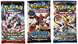 Pokemon TCG: 3 Booster Packs – 30 Cards Total| Value Pack Includes 3 Blister Packs of Random Cards | 100% Authentic Pokemon Expansion Packs | Random Chance at Rares & Holofoils