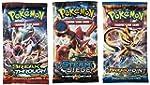 Pokemon Random Booster Cards Pack of 3