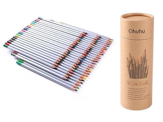 62 opinioni per Ohuhu® 72-colore Matite Pittura Disegno Ottima Qualità / Matite Multicolori per
