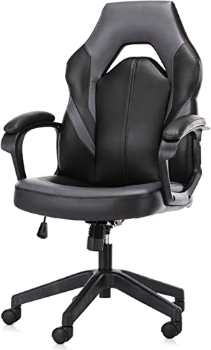 Gaming Chair Leather Executive Computer Chair