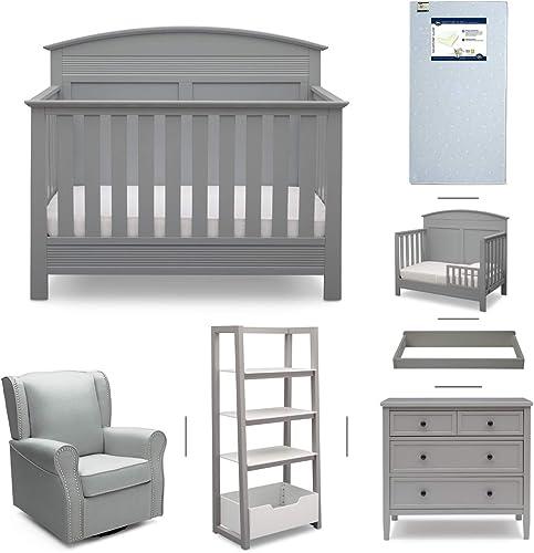 Serta Ashland 7-Piece Nursery Furniture Set