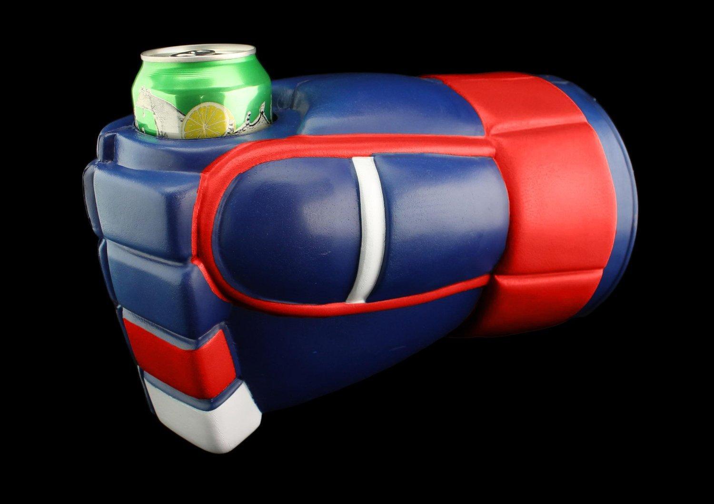 usa hockey glove beer hugger