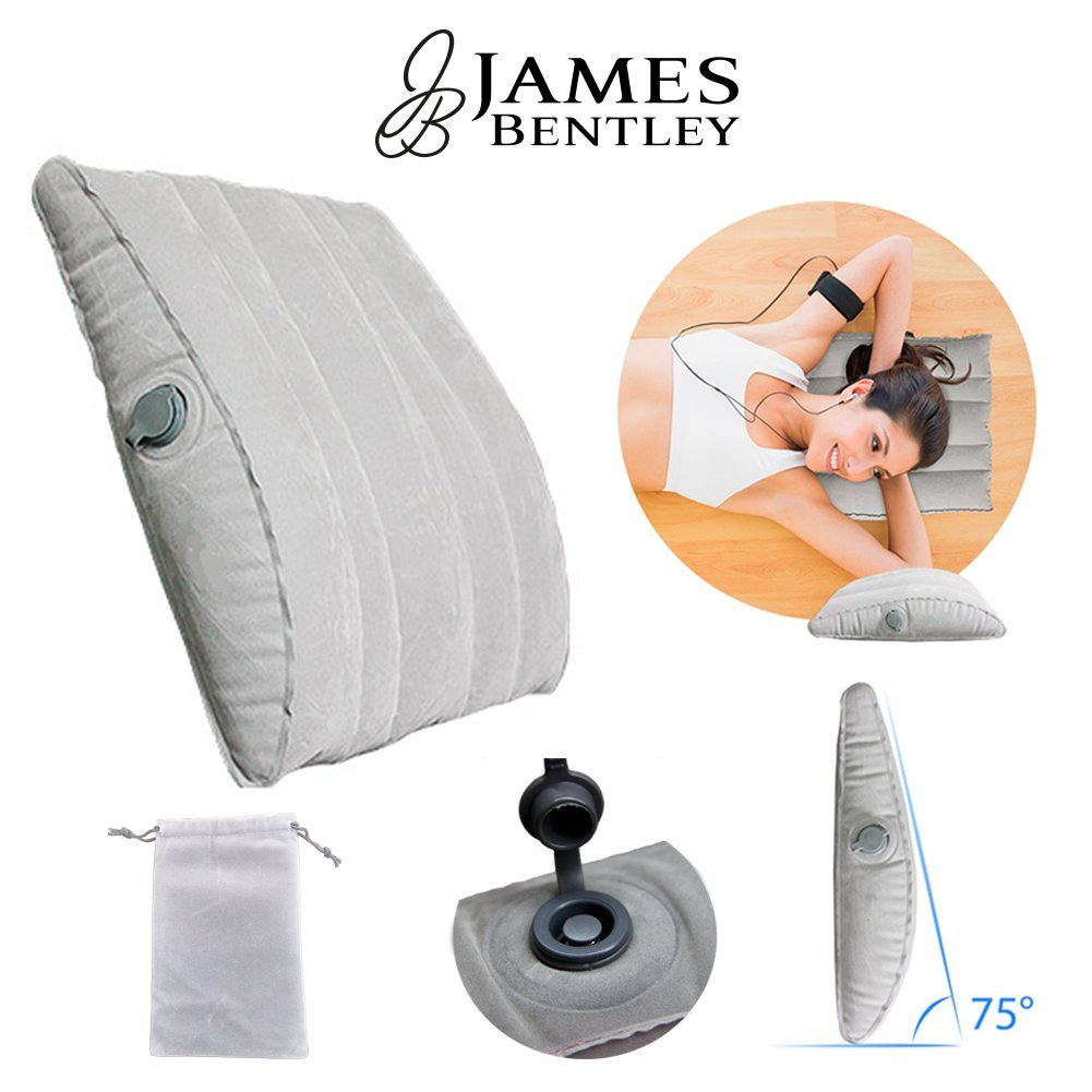 Inflatable travel pillow for leg rest & head/back/neck pillow Bundle #double block valves to stop leaks# # Airplanes Kids' Bed to Lay Down/sleep on Flights, cars, office, camping,home /breastfeeding