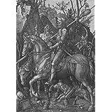 Albrecht Durer: Knight, Death and the Devil. Fine Art Print/Poster. Size A1 (84.1cm x 59.4cm)