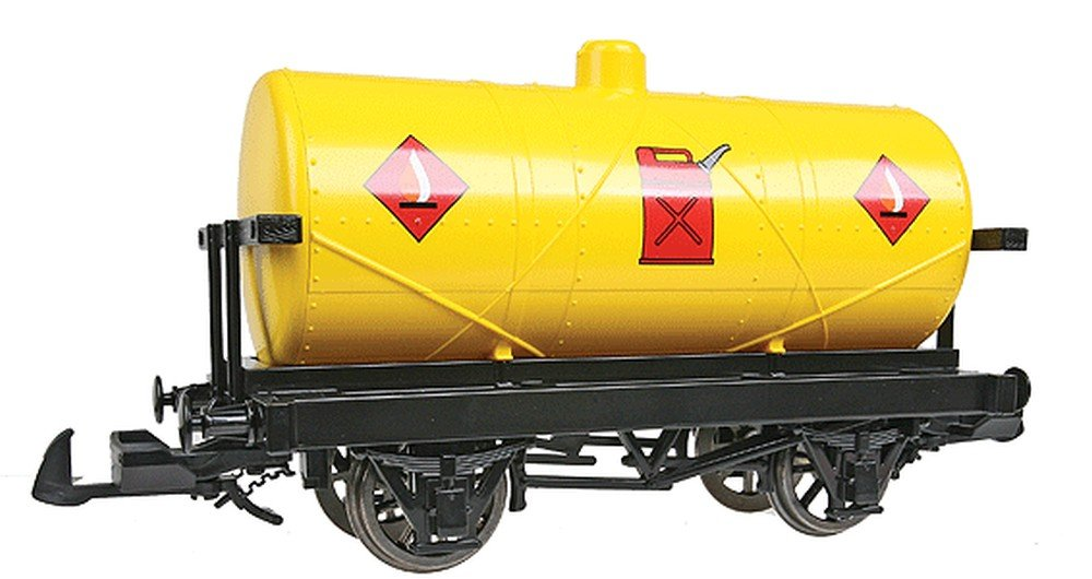 Bachmann Industries Thomas & Friends - Sodor Fuel Tank - Large ''G'' Scale Rolling Stock Train
