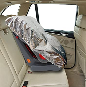 Amazon Com Car Seat Sunshade By Freddie And Sebbie Luxury Car