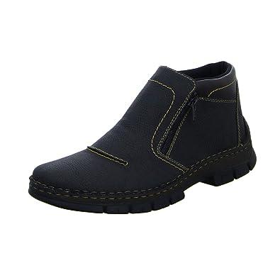 RIEKER Sneaker mit Warmfutter braun Herren Schuhe Casual