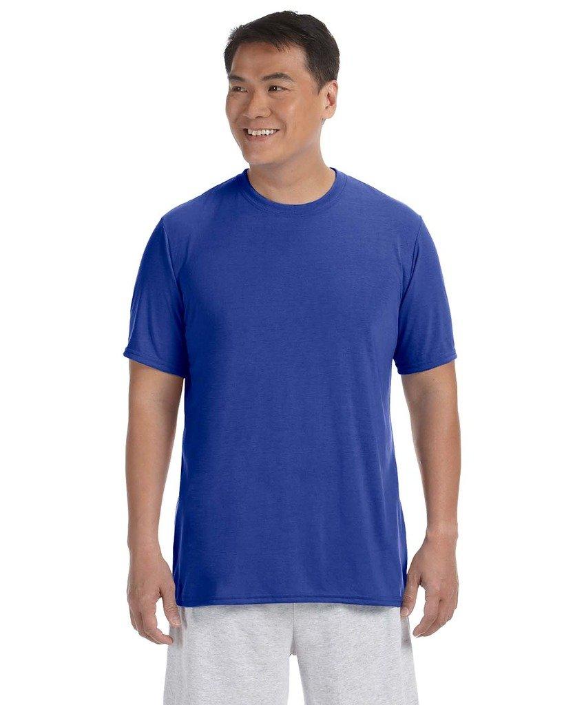 Gildan メンズTシャツ コアパフォーマンス B00BFSAK1A 3L|ロイヤル ロイヤル 3L