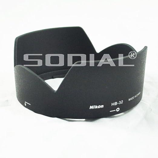 1 Nikon HK-11 Nikon Snap en Parasol Para Lente Zoom 35-105mm S Buen Estado.