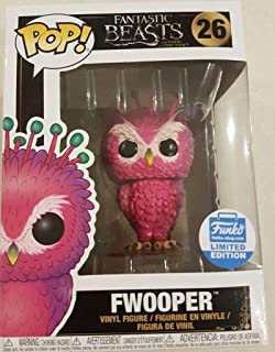 Funko POP Movies Fantastic Beasts /& Where to Find Them Invisible Demiguise Toy Figure 13070