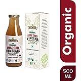 Brewvin Organic and Raw Apple Cider Vinegar, 500ml