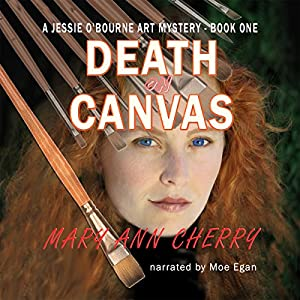 Death on Canvas Audiobook