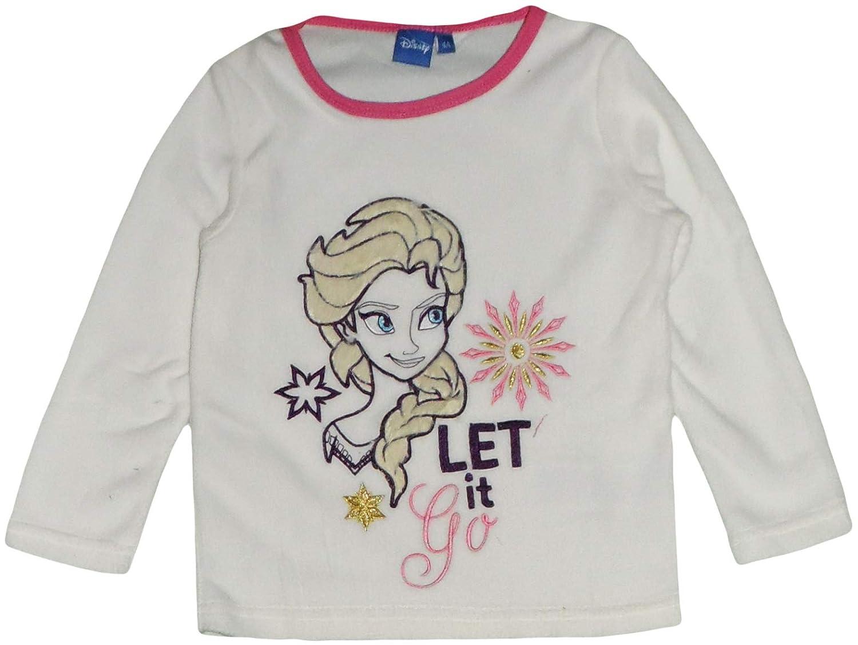 104 110 116 122 128 134 140 Maglietta a maniche corte da ragazza motivo: Frozen Disney Frozen Disney