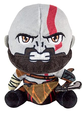 God Of War Stubbins Plush Figure Kratos 20 cm Peluches